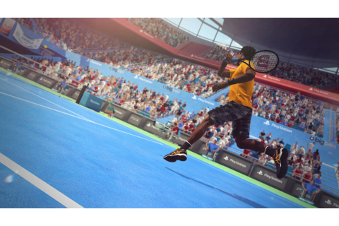 Tennis World Tour Runs at 4K/60FPS on PS4 Pro and XB1X ...