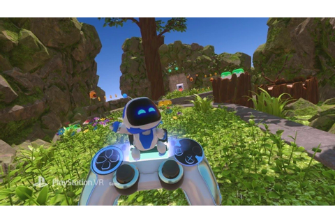 Astro Bot Rescue Mission Gameplay Demo - IGN Live E3 2018 ...