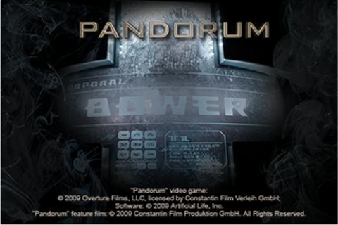 Pandorum (video game) - Wikipedia