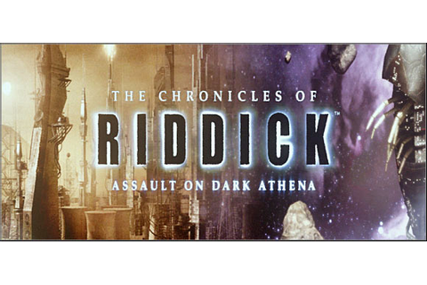 The Chronicles of Riddick: Assault on Dark Athena Game ...