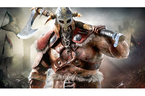 For Honor's Viking Raider Takes Center Stage in Campaign ...