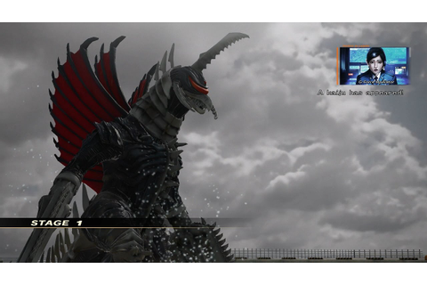 Godzilla The Game Gigan Tutorial Stage 1 - YouTube