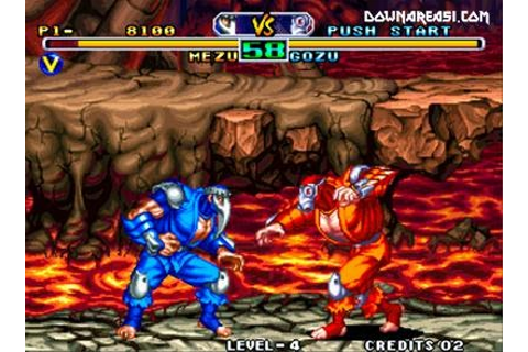 Savage Reign (Neogeo) - Download Game PS1 PSP Roms Isos ...