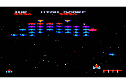Galaxian, 1979 Namco/Midway (20 From The '70s Part 3 ...