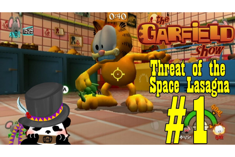 The Garfield Show: Threat of the Space Lasagna (Commentary ...