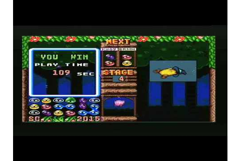 SNES Kirby's Ghost Trap Gameplay - YouTube