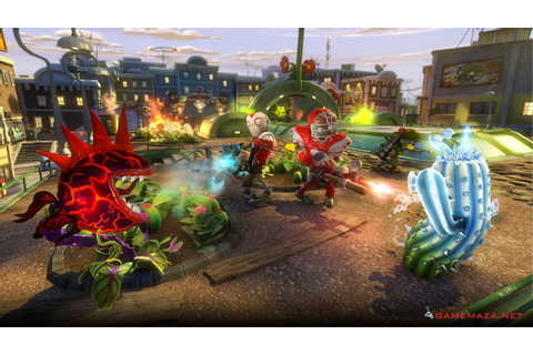 Plants vs Zombies: Garden Warfare Free Download - Game Maza