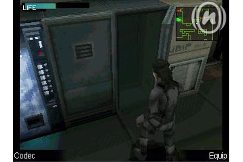 Nokia N81 Games, Tricks & Tips: Metal gear solid mobile ...