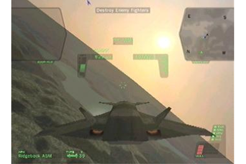 Screens: Dropship: United Peace Force - PS2 (7 of 58)
