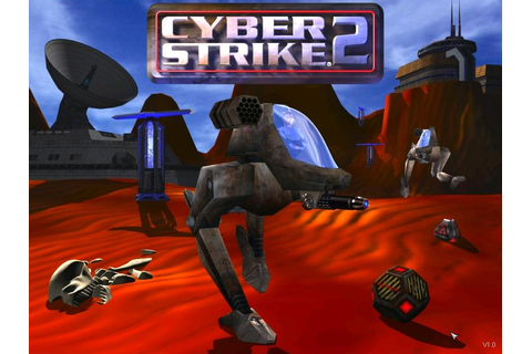 CyberStrike 2 Download (1998 Arcade action Game)