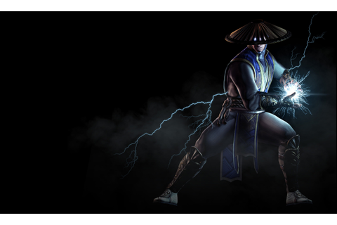 Raiden, Mortal Kombat X, Mortal Kombat, Video Games ...