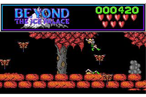 Beyond the Ice Palace Download (1988 Amiga Game)