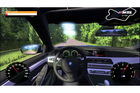 Racer - Free Car Simulator - BMW F10 M5 (link to download ...