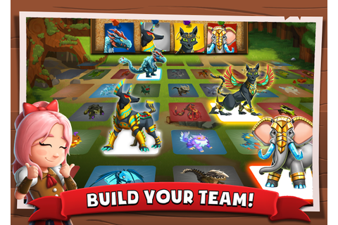 Battle Camp - Monster Catching - Android Apps on Google Play