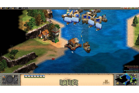 Age Of Empires 2 HD Edition GamePlay [1080p] - YouTube