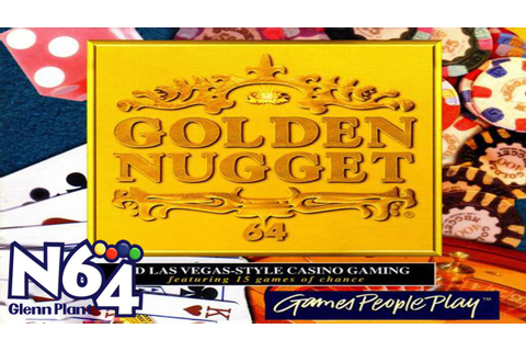 Golden Nugget 64 - Nintendo 64 Review - HD - YouTube