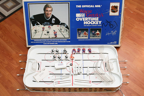 Wayne Gretzky Hockey Table - a set on Flickr