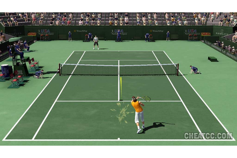 Smash Court Tennis 3 Review for Xbox 360 (X360)