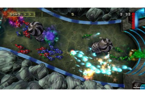 Mutant Storm Empire Comes To XBLA This Wednesday - CINEMABLEND