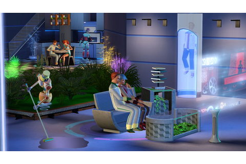 Buy The Sims 3: Into The Future PC Game | Origin Download