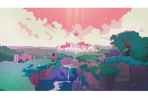 Hyper Light Drifter, Video Games, Pixels Wallpapers HD ...