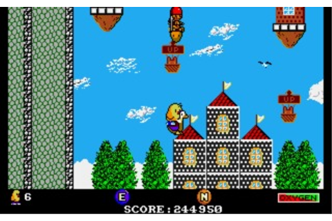 The New Zealand Story (Amiga) Game Download