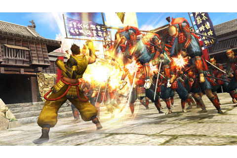 Game Review: Sengoku Basara – Samurai Heroes (PS3) | Blog ...