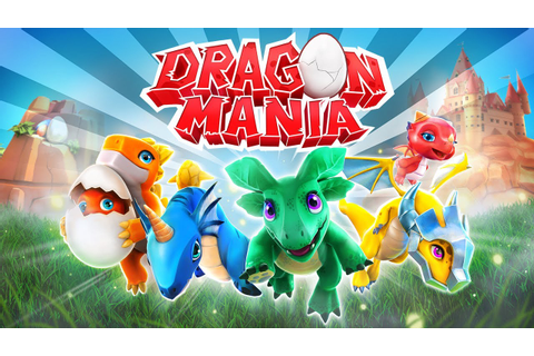 Dragon Mania - Mobile Game Trailer - YouTube