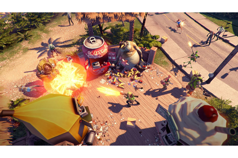 Dead Island Epidemic - Gameplay Trailer - YouTube