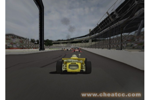 Indianapolis 500 Legends Review for the Nintendo Wii