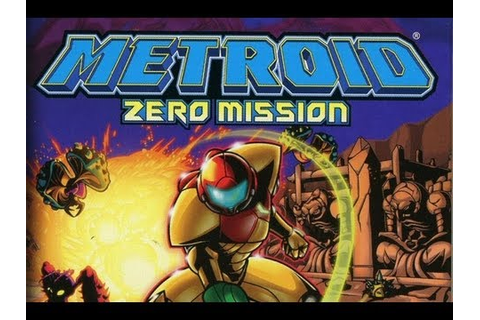 CGRundertow METROID: ZERO MISSION for Game Boy Advance ...