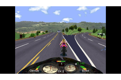 Road Rash 2 (Windows game 1996) - YouTube