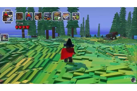 LEGO Worlds Gameplay (PC HD) [1080p] - YouTube