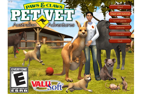 Paws and Claws Pet Vet - Australian Adventures | Daily PC ...