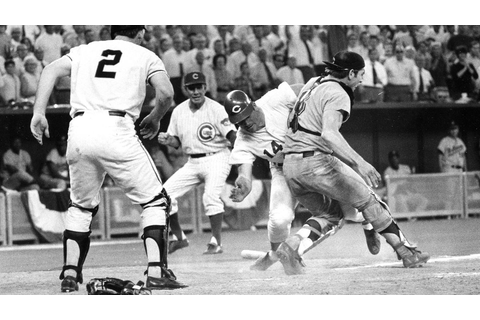 Of Pete Rose, Ray Fosse and the jarring end for the 1970 ...