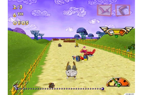 Free Games 4 You: Wacky Races