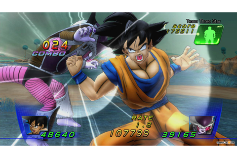 Dragon Ball Z For Kinect - DBZGames.org
