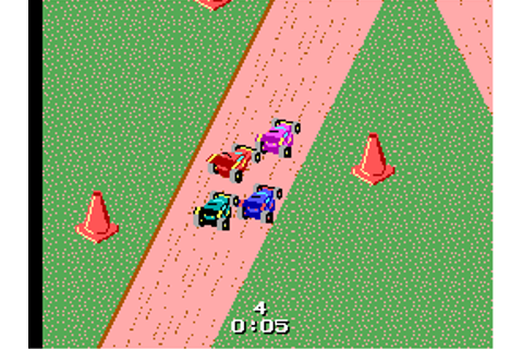 Play R.C. Grand Prix Sega Game Gear online | Play retro ...
