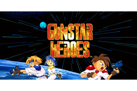 3D Gunstar Heroes | Nintendo 3DS download software | Games ...