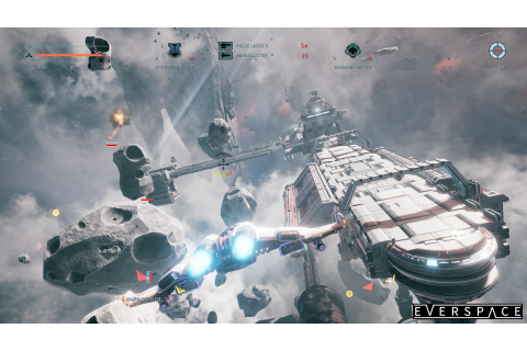 EVERSPACE Free Download - Ocean Of Games