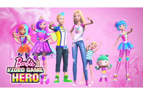 Just Dance and Have Fun! | Barbie Video Game Hero | Barbie ...