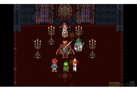 Chrono Trigger Crimson Echoes - Fan Game Review