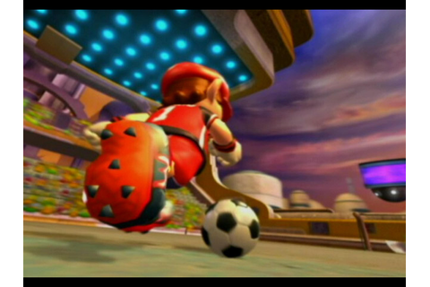 Mario Smash Football (GCN / GameCube) Game Profile | News ...