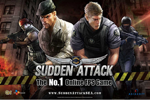 5.Sudden Attack | FPS game online