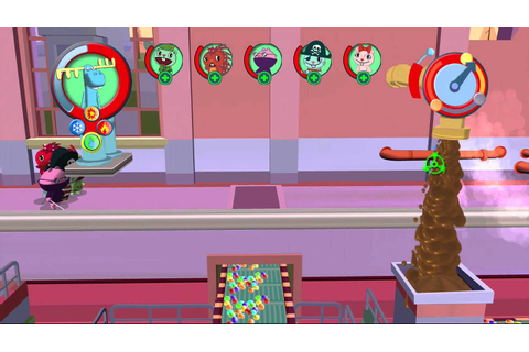 Happy Tree Friends False Alarm Game- Candy Factory 1-1 for ...