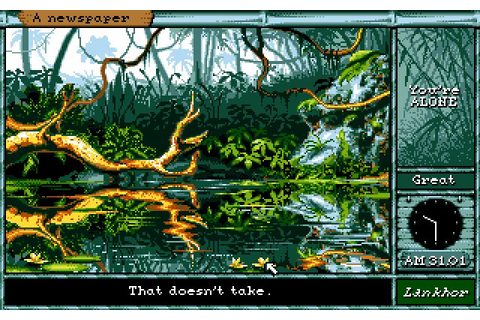 Download Maupiti Island adventure for DOS (1991 ...