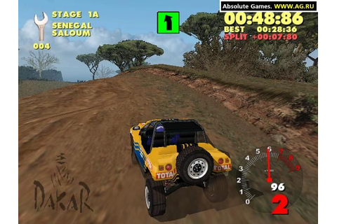 Paris Dakar Rally Download Free Full Game | Speed-New