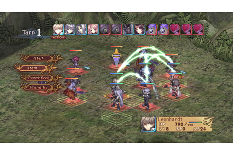 Download Agarest: Generations of War Full PC Game