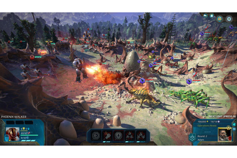 Age of Wonders: Planetfall PRE-ORDER Steam Altergift ...