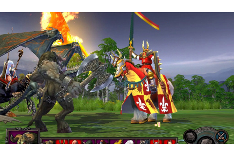 Heroes of Might and Magic V : Hammers of Fate Campaign ...
